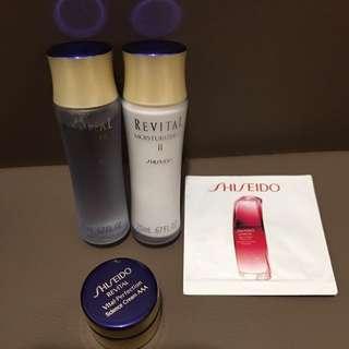 100% New Shiseido