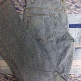 #Take10off light blue jeans
