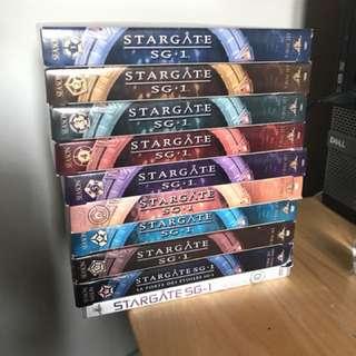 Stargate SG-1 : Complete TV series Season 1-10