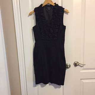 Le Chateau fitted dress