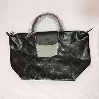 Longchamp Tote Noir LM Original