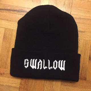 McQ by McQueen SWALLOW toque