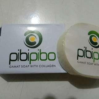 Pibipibo Collagen Soap