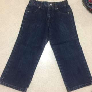 Girls jeans for 3 yrs old
