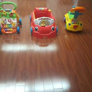 All 3 toys for $80!! Fisher price and Vtech