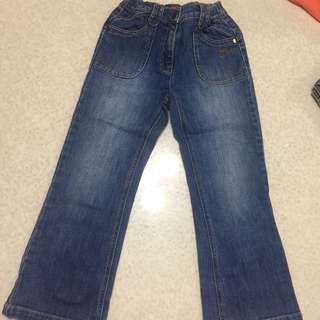 Girls jeans for 9/10 yrs old