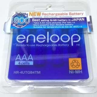 AAA Panasonic Sanyo Eneloop Ni Mh Rechargeable Battery