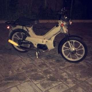 Tomos moped 50cc