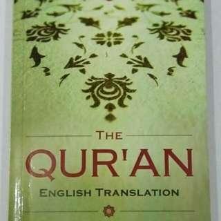 Qur'an English Translation