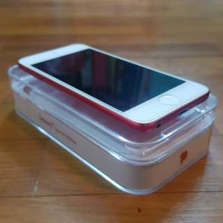 Ipod Touch 6th gen. (Red)