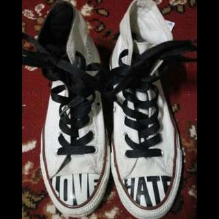 Converse CT Love Hate