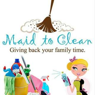 Home Cleaning Promo!
