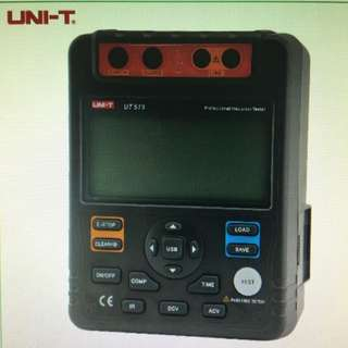 UNI-T 513 Digital Insulation Meter