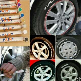 Brand new tire markers for sale