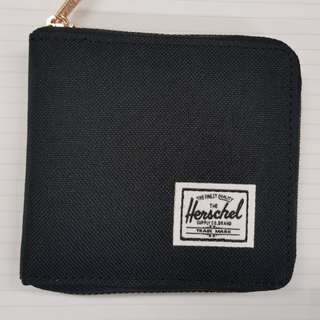 Brand New Herschel Zip Wallet!