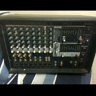 yamaha power amplifier mixer.:::