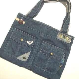 Roxy Denim Bag for girls