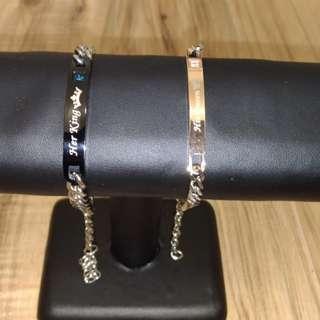 His Queen, Her King Couples Bracelet