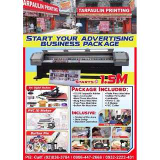 Start your own advertising business