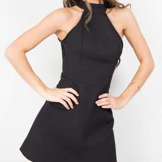 Showpo Black Dress #100cash
