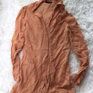 Gucci Vintage Silk Blouse Sz 10