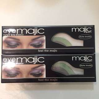 Eyemajic instant eye shadow
