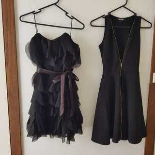ASSORTED Black Dresses