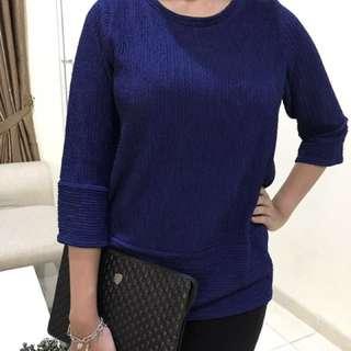 SIMPLICITY Shirt Blue