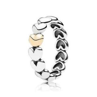 Pandora 'my one true love' ring
