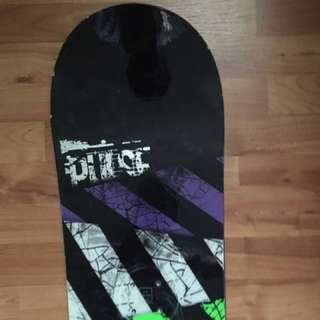 Solomon Pulse snowboard