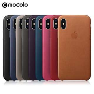Iphone X Leather Phone case,Anti Shock