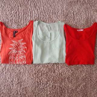ASSORTED Singlets