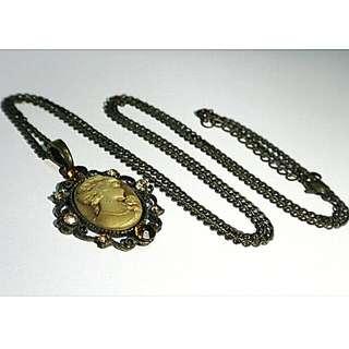 Fancy Vintage Necklace