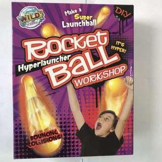 Rocket hyper-launch