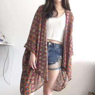NEW✨ - Printed Kimono (Two for $12)