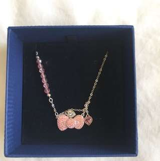 Swarovski necklace