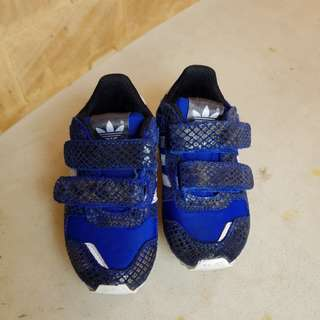 Preloved Adidas Shoes Ortholite size 23
