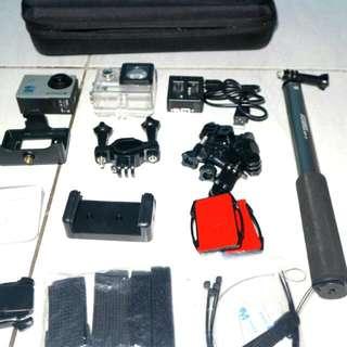 Camera B Pro 5 (Like Go Pro) Murah