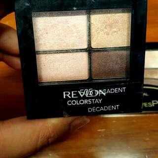 Mini eyeshadow palettes