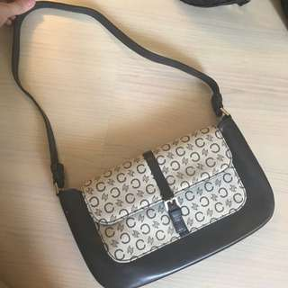 vintage Celine handbag/ shoulder bag 復古手袋