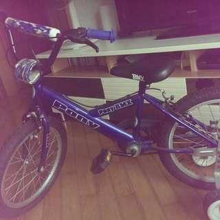 PonyBMX小童單車