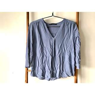 Forme Classy Top Blue