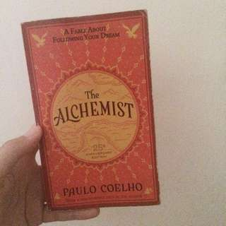 The Alchemist, Book
