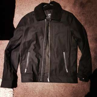 Stay Black Jacket
