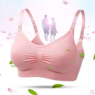 孕婦哺乳無鋼線bra