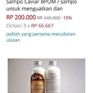 shampoo kuda