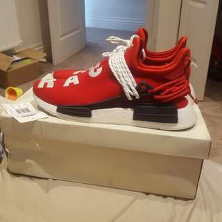 Adidas x Pharell Williams human race nmd US 10