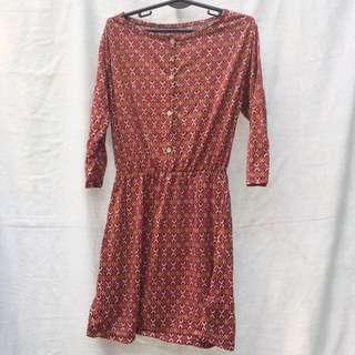 Bohemian Dress (repriced)