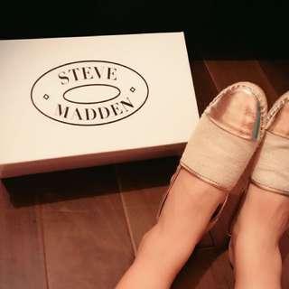 steve madden 草編鞋