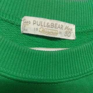 Oversized Pull & Bear pullover